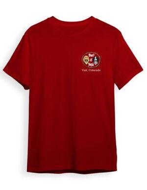 Bart and Yetis t-shirt
